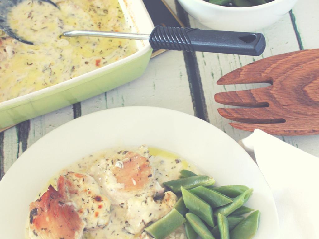 Herb & Yoghurt Chicken Recipe