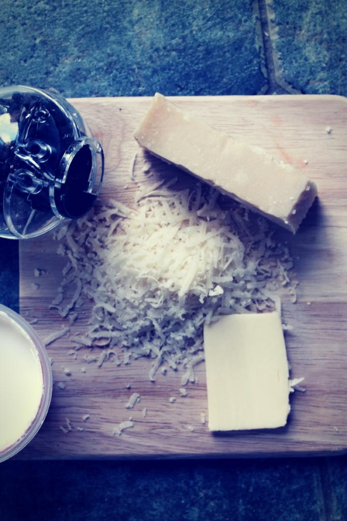 Creamy easy pasta sauce