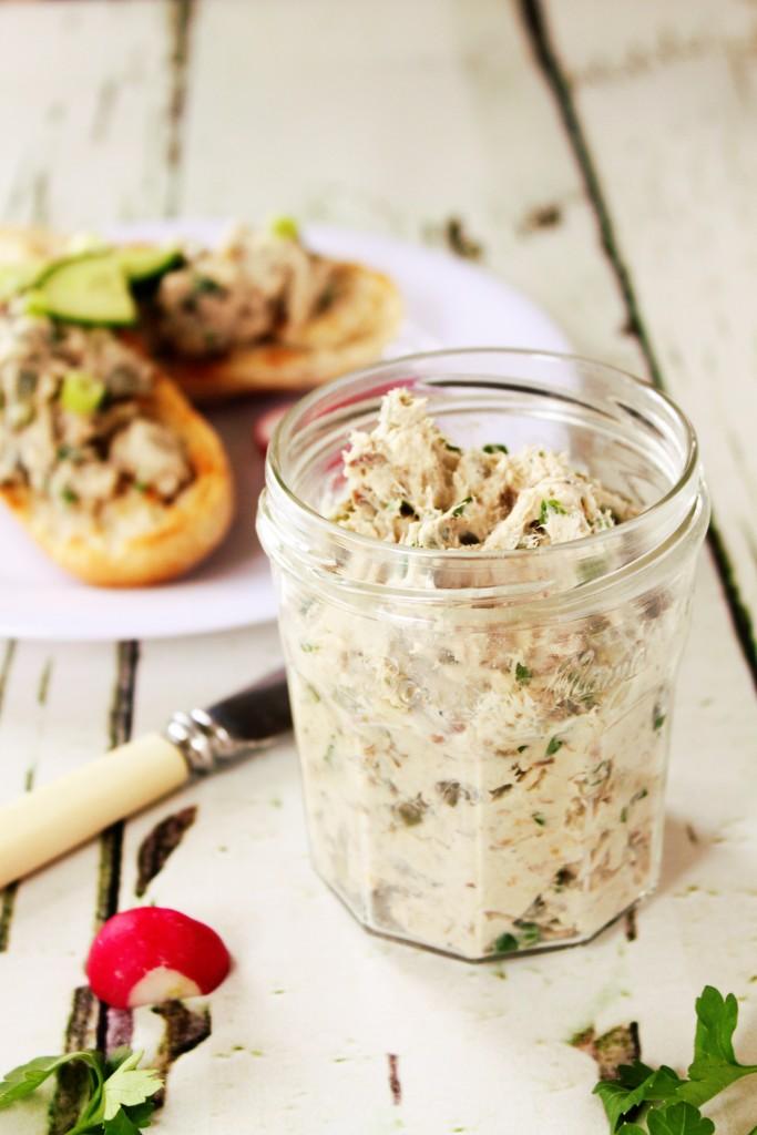smoked mackerel pâté